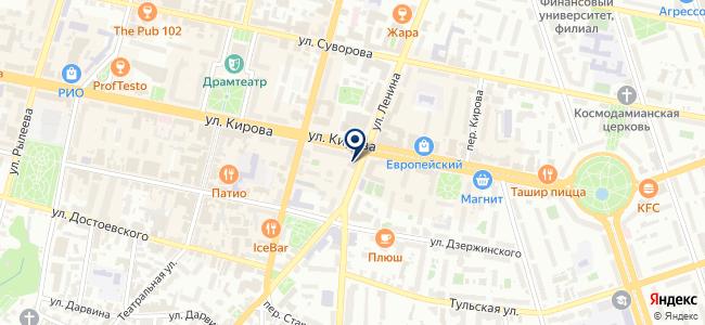 Новый Свет, магазин светотехники на карте