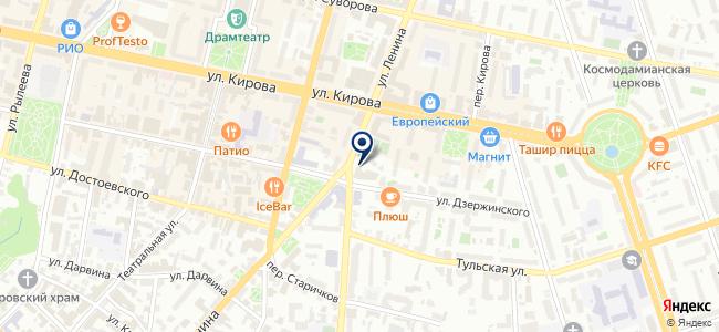 Студия Арт Дом, интернет-магазин мебели и предметов интерьера на карте