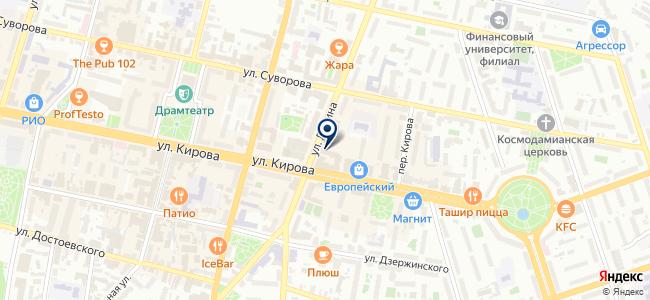 ЭлВен на карте