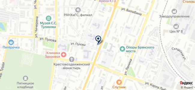 Электрон, магазин электротоваров на карте