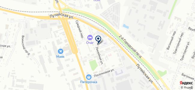 Калугастроймонтаж, ООО, монтажная компания на карте