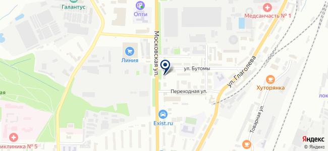 ВЕРБЕНА, ООО на карте