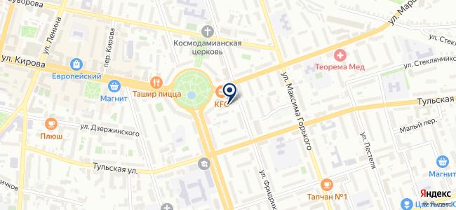 Магазин радиотоваров на площади Победы, 9 на карте