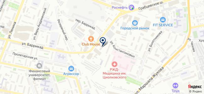 ПрофЭлектро на карте
