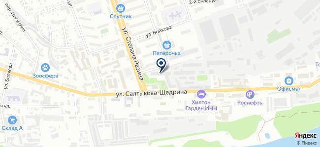 КЭМЗ, ОАО Калужский электромеханический завод на карте