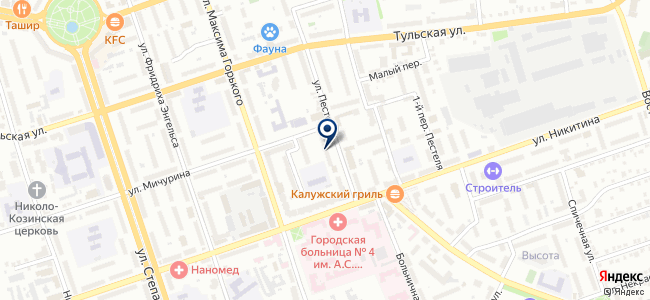 Сельсин, ООО на карте