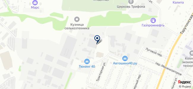 Каскад-Энерго, ООО, строительно-монтажная организация на карте