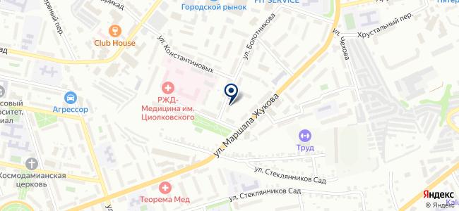 Грин-Энерджи, электромонтажная компания на карте