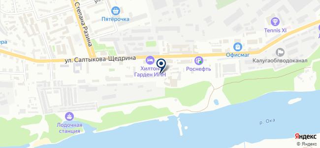 ЦентрЭнергоЭксперт, ООО на карте