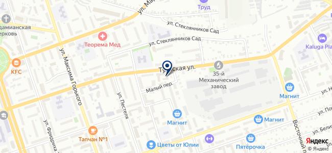 Промтехдизайн, ООО, монтажная компания на карте