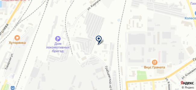 Плазм на карте
