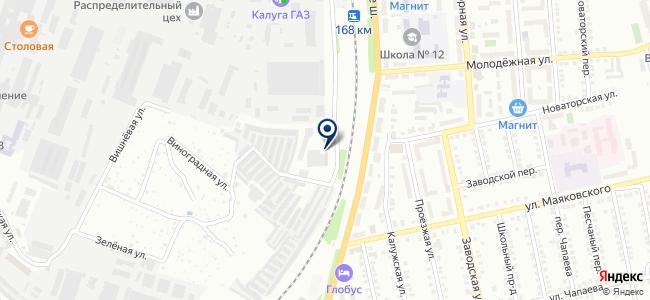 Лакс, ООО на карте