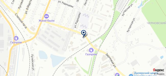 ПРОМ-ТехноСервис на карте