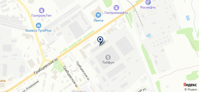 Тайфун, ОАО, приборостроительный завод на карте