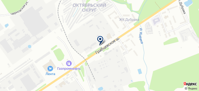 Гортранссервис, ООО, ПАТП на карте