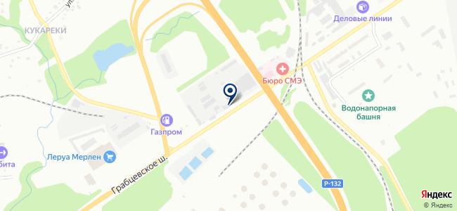 Diode System на карте