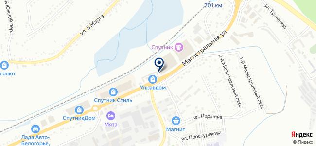 Руськранснаб, ООО на карте