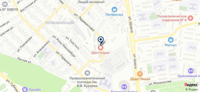 F3 studio на карте