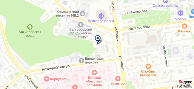 Теплокабель на карте