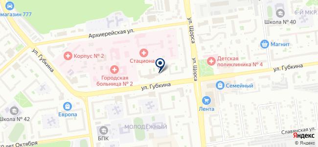 СТандарт ИНструмент на карте