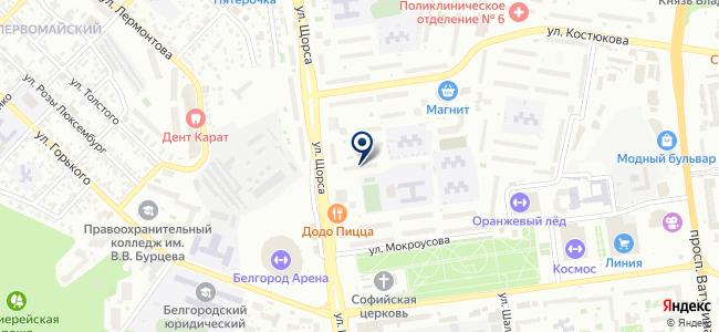 Фастех, ООО на карте