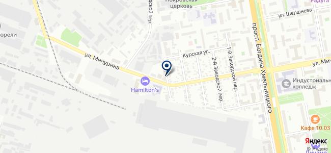 Таксопарк, ОАО на карте