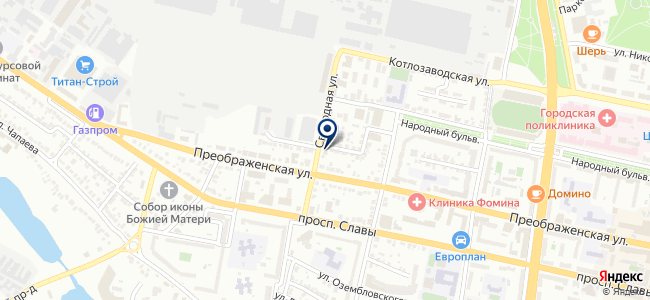 ЭлектроСпец, ООО на карте