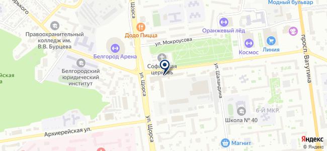 Манхэттен, ООО на карте