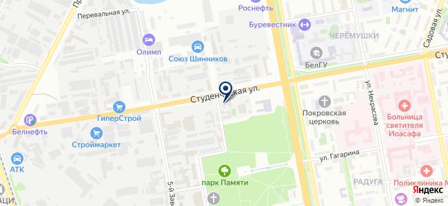 3А, ООО на карте