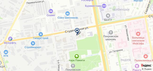 Оскол-Энергомаш, ООО на карте