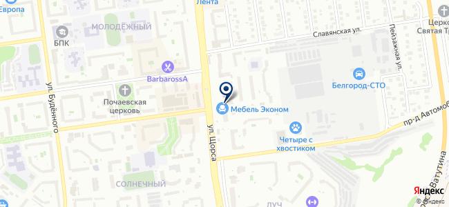 Русские гвозди на карте