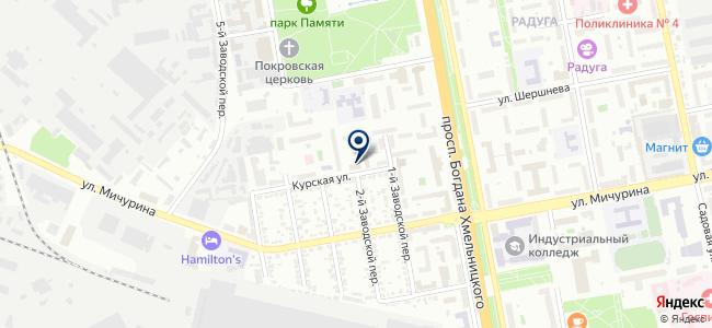 Дона, ООО на карте