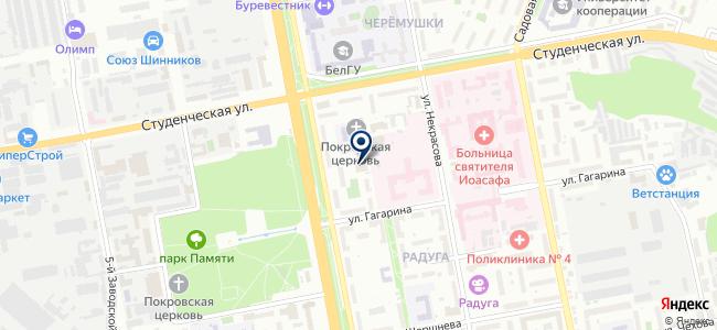 Данко-сервис, ООО на карте