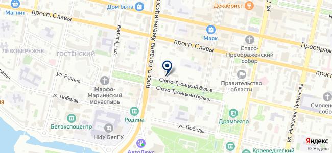 Строительно-ремонтная фирма на карте