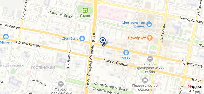 Лалибела на карте