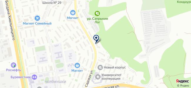 Электромир, ООО на карте