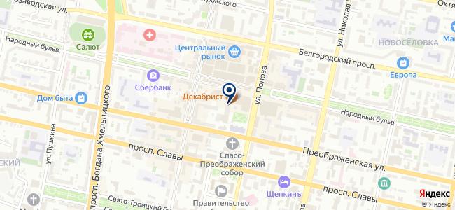 Тиферет на карте