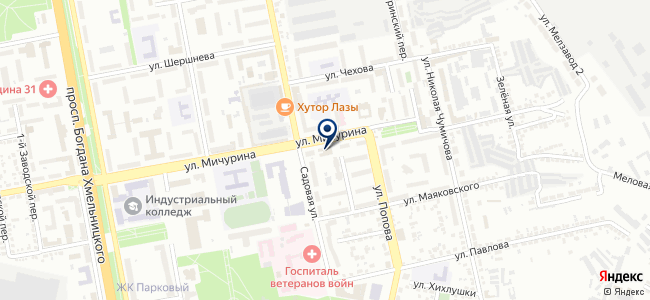 Сарэй, ООО на карте