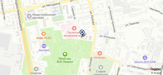 БелСидТ на карте