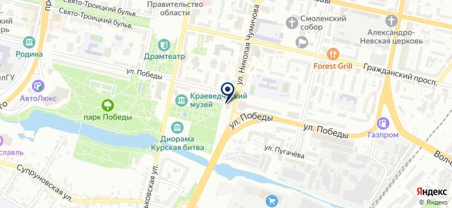 АНТРЕЛ-плюс, ООО на карте