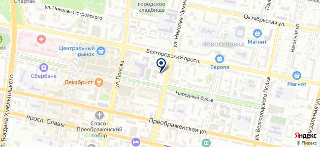 АльфаЭнерго на карте