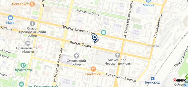 Вюрт Русь на карте