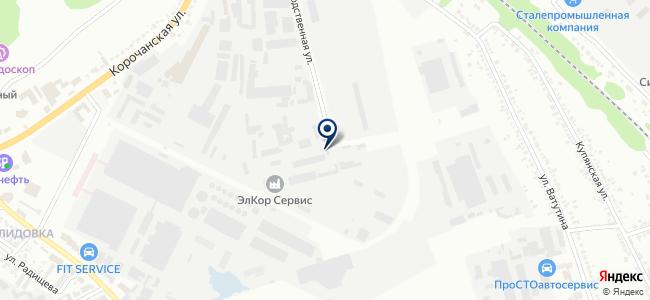 Элкор Сервис на карте