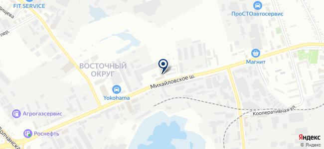 Технос-М, ООО на карте