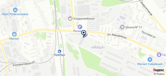 Строй Доставкин на карте