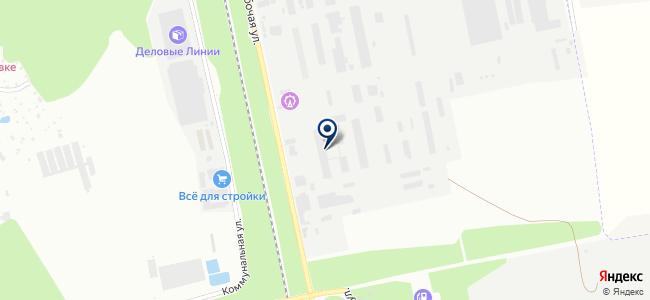 БелЮжкабель, ЗАО на карте