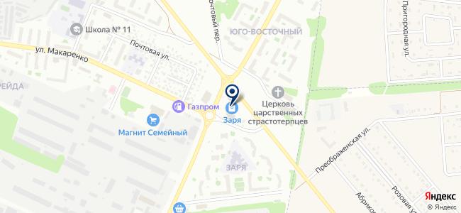 Электро люкс на карте