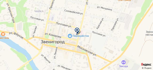 Электротовары на карте