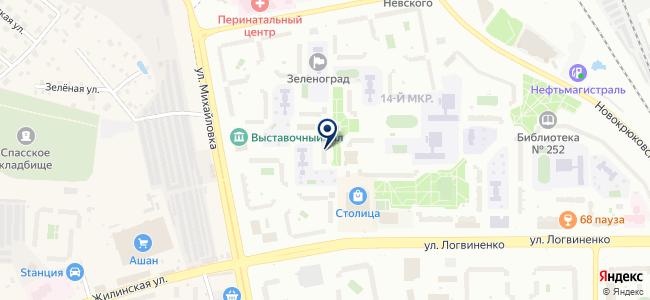 Мицар-Энерго, ООО на карте