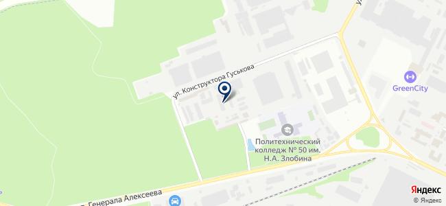 Радис Лтд на карте
